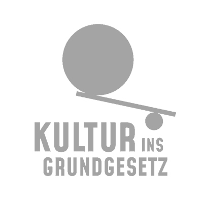 LOGO Kultur ins Grundgesetz