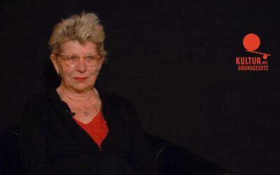 Kathrin Schülein fragt Johanna Schall!