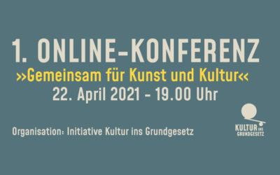 1. Online-Konferenz